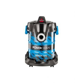 Bissell Power Clean Drum Vacuum Cleaner 21L 2027E