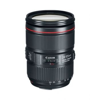 Canon Ef 24-105Mm F/4L Is Ii Usm Lens - 2CAN24105F4L