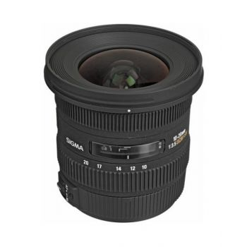 Canon Sigma 10-20Mm F3.5Ex Dc Hsm - 2CANS1020F35