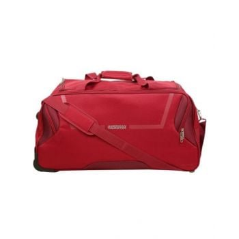 American Tourister Cosmo Duffle Bag with Wheels Red 55 cm - AT261517