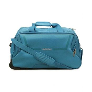 American Tourister Cosmo Duffle Bag with Wheels Teal 65 cm - AT261520