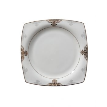 Blumen Dinner Set Square 110 Pc B110Pm1914S
