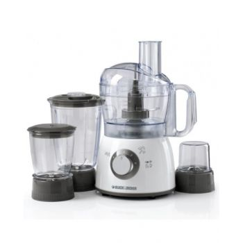 Black&Decker Food Processor -Bdfx400Bmgb5