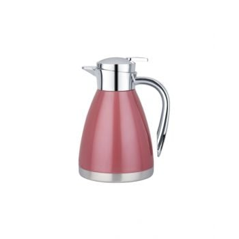 Blumen Steel Flask 1.0L Red Mica Bfyj3710Rm