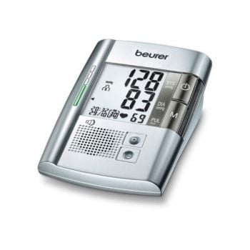 Beurer BM 19 Talking Upper Arm Blood Pressure Monitor