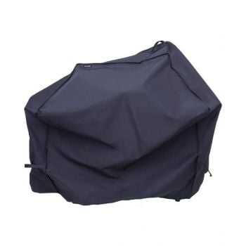 Char-Broil 45 Inch Black Polyester Universal Smoker Cover CB1000204