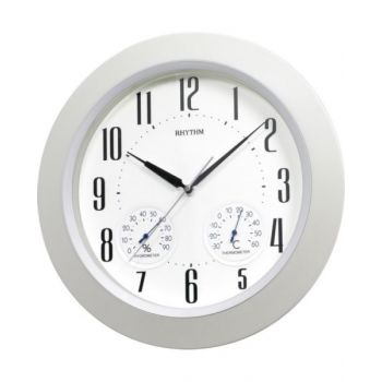 Rhythm Quartz Wall Clock  -Cfg712Nr03