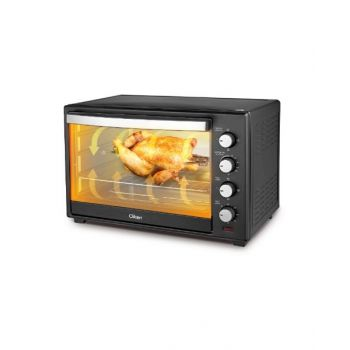 Clikon 38 Liter Toaster Oven With Rotisserie & Convention CK4313M