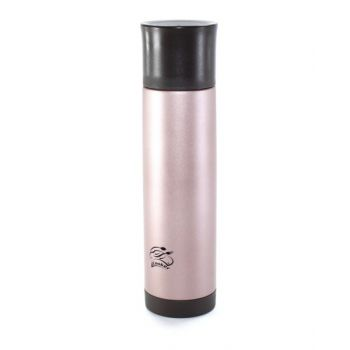 0.5LT, STAINLESS STEEL VACCUM FLASK COLOUR BODY PINK CKR2021