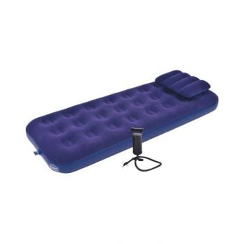 Camp Master Automatic inflatable pad with pillow CM1000030