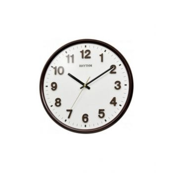 Rhythm Wall Clock - Cmg127-Nr06