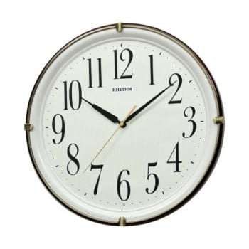 Rhythm Wall Clock Cmg404 Nr06-18