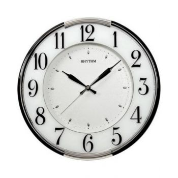 Rhythm Wall Clock - Cmg527-Nr02