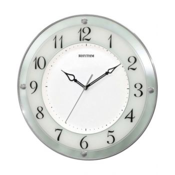 Rhythm Wall Clock - Cmg876 Nr19