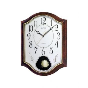 Rhythm Wall Clock - Cmj494-Nr07