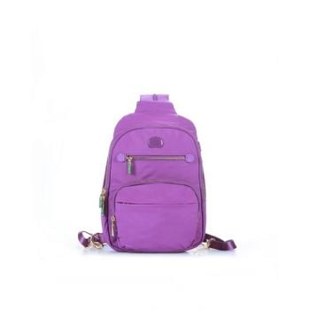 Delsey Adorable Mini Backpack Purple 1 CPT 454246 D00370960108