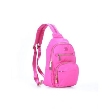 Delsey Adorable Mini Backpack Pink 1 CPT 454505 D00370960109