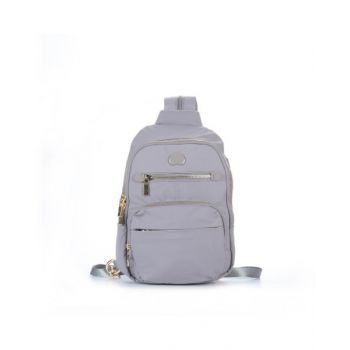 Delsey Adorable Mini Backpack Grey 1 CPT 453898 D00370960111