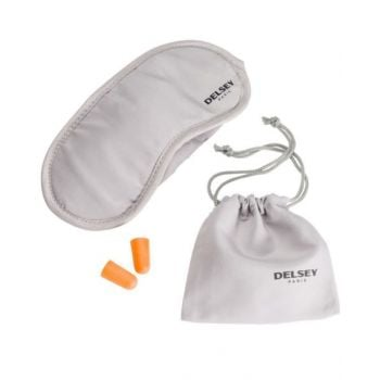 Delsey Travel Necessities Eye Mask And Earplugs Set D00394003011