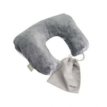 Delsey Travel Necessities Inflatable Travel Pillow D00394026011
