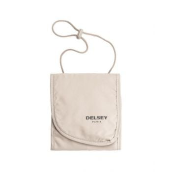 Delsey Travel Necessities Security Neck Bag D00394031017