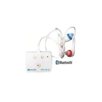 Mabis DBA 200 Rechargeable Bluetooth Amplifier Hearing Aid