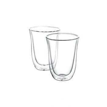 Delonghi Latte Macchiato Glass 220Ml DL324794