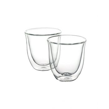 Delonghi Cappuccino Glass 190Ml DL324893