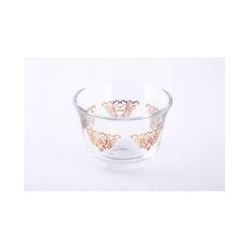 Dimlaj Cawa Cup 6 Pcs Set Trio Gold  - Dm41071