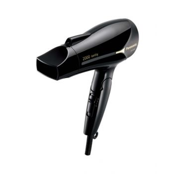 Panasonic Hair Dryer, Heat Protection, 2000W, Black EH-NE65-K685