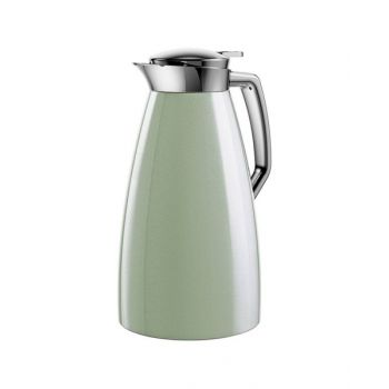 Emsa Vacuum Flask Plaza Jug 1.0L Green