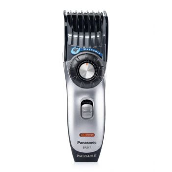 Panasonic Ac Recharge Washable Beard Trimmer ER-217