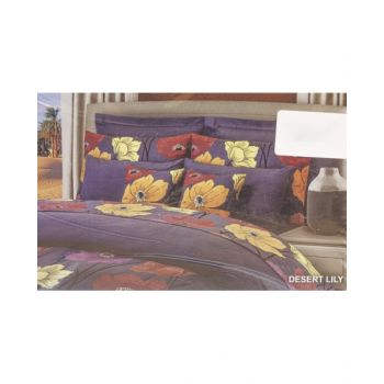 GOLDCREST QUEEN DUVET COVER SET 3PC  GCT072966