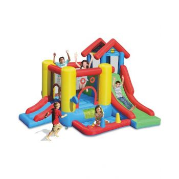 Happy Hop 7 in 1 Play House 300 x 360 x 235 cm HH9019