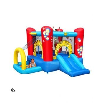 Happy Hop  4 in 1 Play Center Bubble HH9214