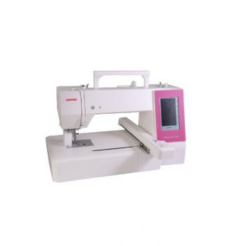 Janome Embroidery Sewing Machine with Motor & Acc. JNMC450E