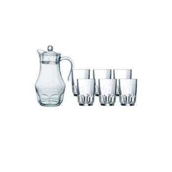 Arcopal Drink Set 7 Pcs Roc L4987