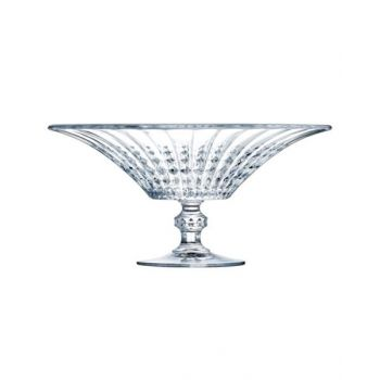 Eclat Footed Bowl Lady Diamond 36 L9751