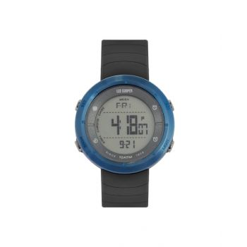 Lee Cooper Originals Digital Watch G. Rubber LCO602921