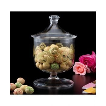 Makaan Candy Cookies Jar Small Gold M02672