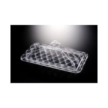 Makaan Rectangle Serving Set Large White M02876W