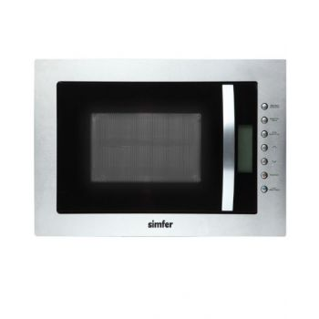 Simfer 28 Liter Builtin Microwave with Grill