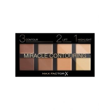 Max Factor Miracle Contouring Palette, Universal Palette
