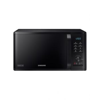 Samsung Grill Microwave Oven With Browning Plus, 23 Ltr MG23K3515AKSG