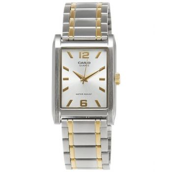 Casio Enticer Men Analog Silver Dial Men's Watch - MTP-1235SG-7ADF(A359)