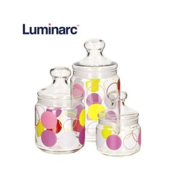 Luminarc Zoom Pot White 1 L - N1638