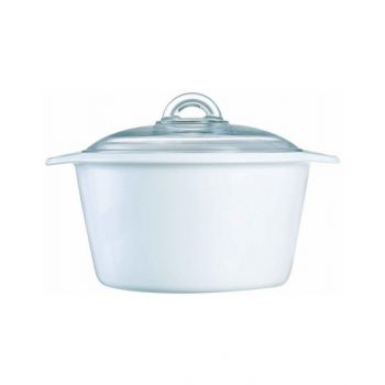 Luminarc Casserole 2 Litre With Blooming Lid - N6298