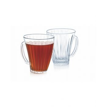 Luminarc Mug Claire 25Cl 6 Pcs Set P3390