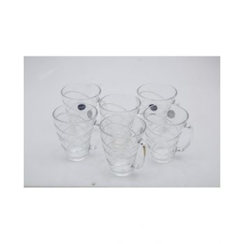 Luminarc Mug Elanor Pop 25Cl 6Pcs Set P3391