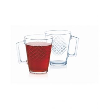 Luminarc Mug Karel 25Cl Pop Per Pc P3394